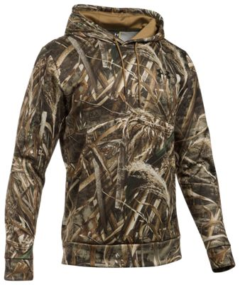 f88ac3a55 Under Armour Icon Camo Hoodie For Men Realtree Max 5 M